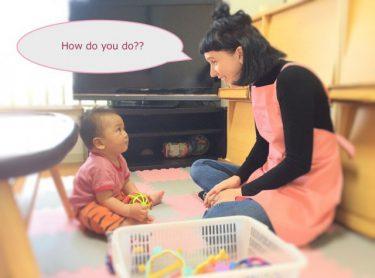 英会話 de FUN赤ちゃんイベント