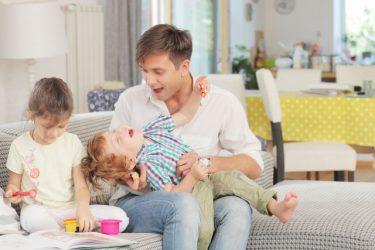 自宅でできる子供の英語サポート